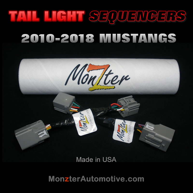2010-2018 Mustang Sequential Tail Light Kit